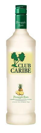 Club Caribe Rum Pineapple